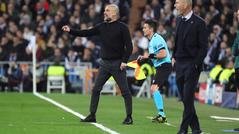 Guardiola vence em Madrid com reviravolta