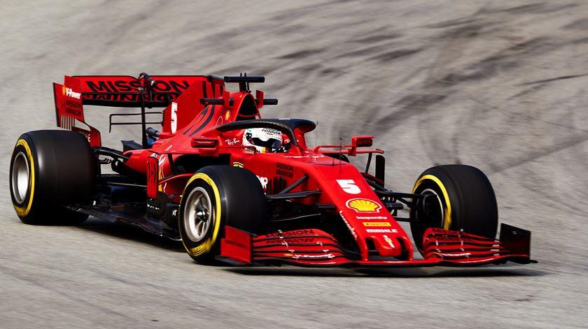 """Ferrari vai enfrentar problemas no Mundial de Fórmula 1 """"sem chorar"""""""