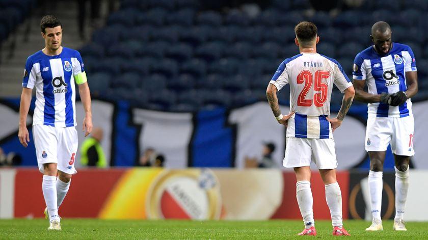 FC Porto sem Marcano pelo menos três meses