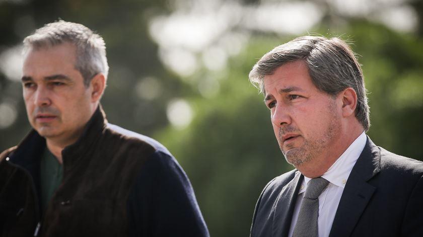 """Bruno de Carvalho e outros ex-dirigentes do Sporting testemunham no processo """"Football Leaks"""""""