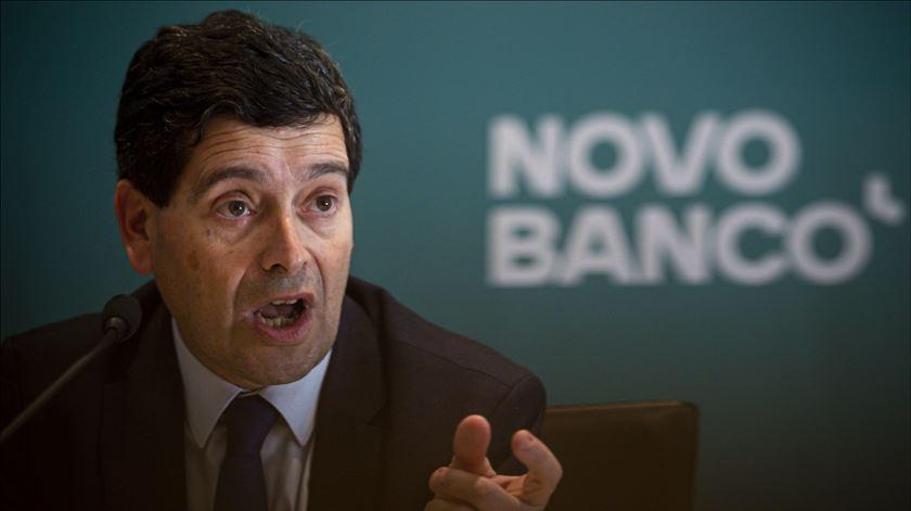 Contrato não prevê injeções de capital no Novo Banco devido a pandemia