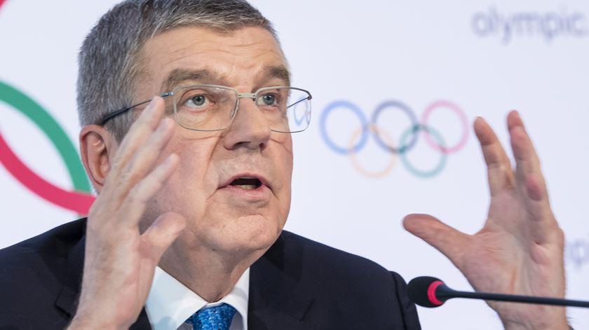 Thomas Bach anuncia recandidatura à presidência do COI
