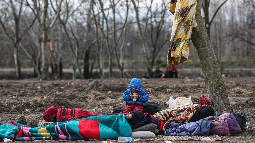 Erdogan vai a Bruxelas em momento de tensão por causa dos refugiados