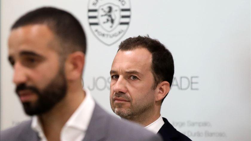 Madeira Rodrigues exige explicações de Varandas por dívida ao Braga por Amorim
