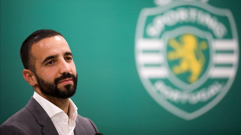 Rúben Amorim ficou satisfeito com a equipa, apesar do empate