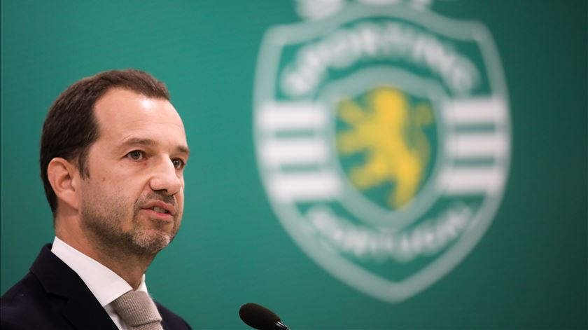 ​Covid-19: Sporting prolonga 'lay-off' por mais 30 dias