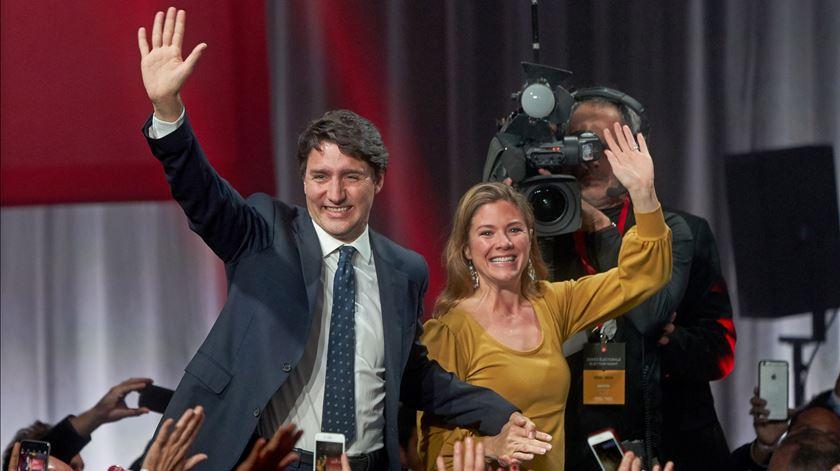 Canadá. Trudeau em isolamento após mulher ter sido diagnosticada com coronavírus