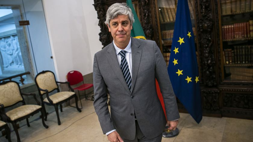 Aprovado relatório da audição de Mário Centeno para governador do Banco de Portugal