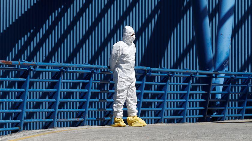 Espanha supera os 10 mil mortos devido ao novo coronavírus