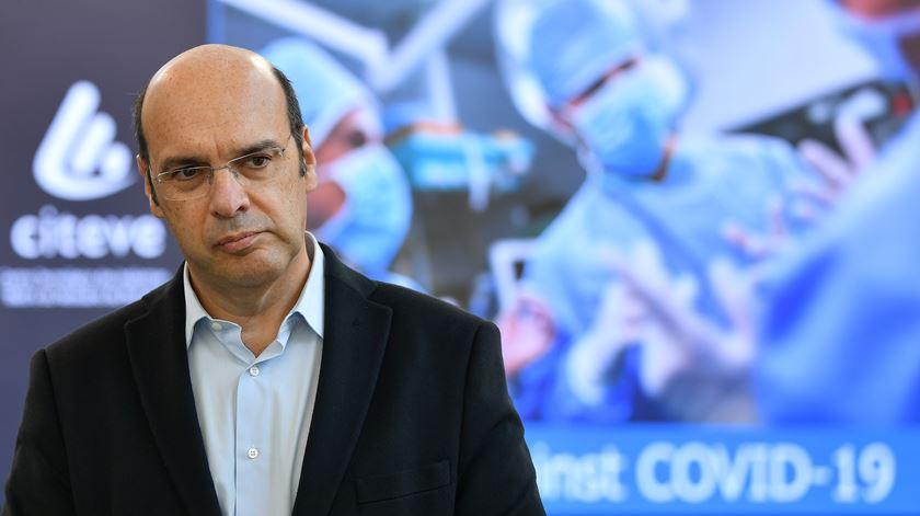 Pedro Siza Vieira, ministro de Estado, da Economia e da Transformação Digital. Foto: Hugo Delgado/Lusa