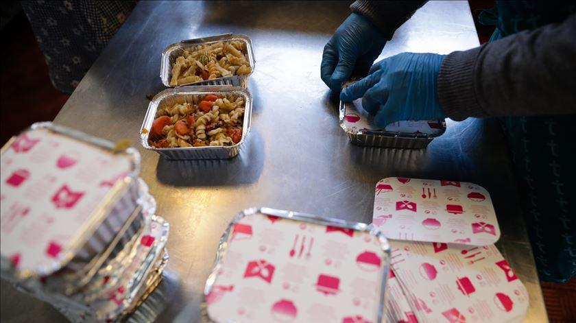 Projeto Mimo duplica refeições durante pandemia