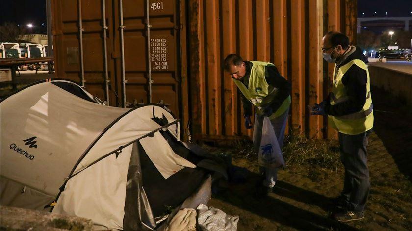 Lisboa aprova financiamento de 200 casas para sem-abrigo