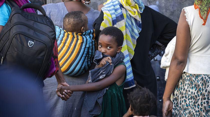 Mais de 15 milhões de crianças em risco de desnutrição profunda em África, diz ONU