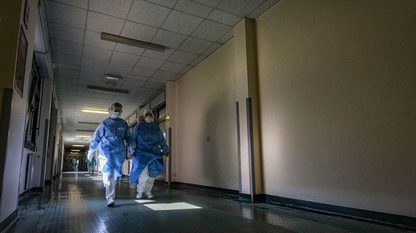 Itália aproxima-se dos 290 mil casos após 1.229 novos contágios nas últimas 24 horas