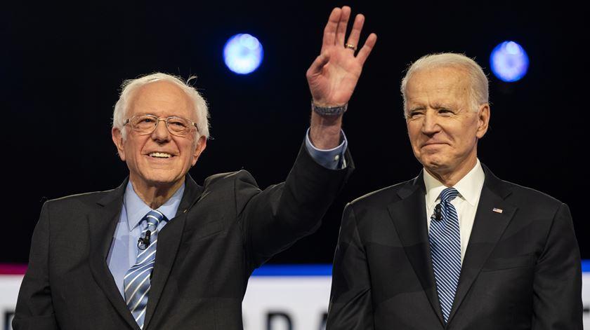 Biden avança com o programa político mais progressista de sempre