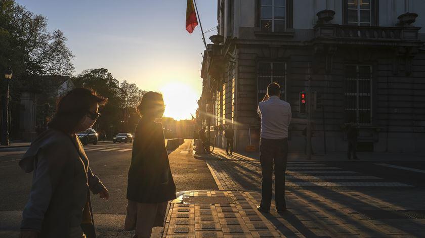 Covid-19. Lisboa e Centro são regiões de alto risco para a Bélgica