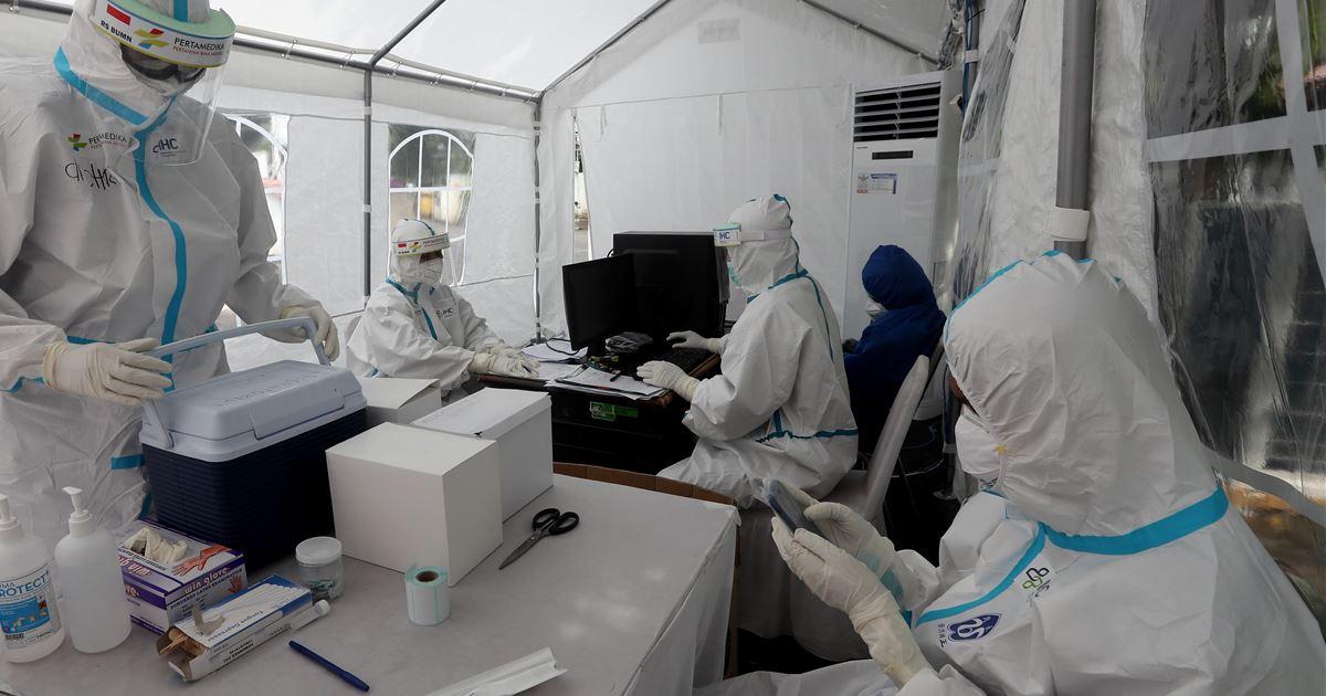 Coronavírus. Pandemia já matou mais de 339 mil pessoas e infetou mais de 5,2 mil...
