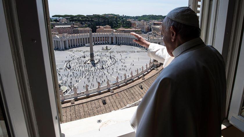 """Papa diz que """"pagamento de impostos é um dever dos cidadãos"""""""