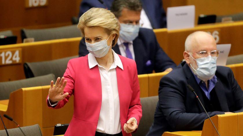 Europa distribui ajuda para o pós-Covid19