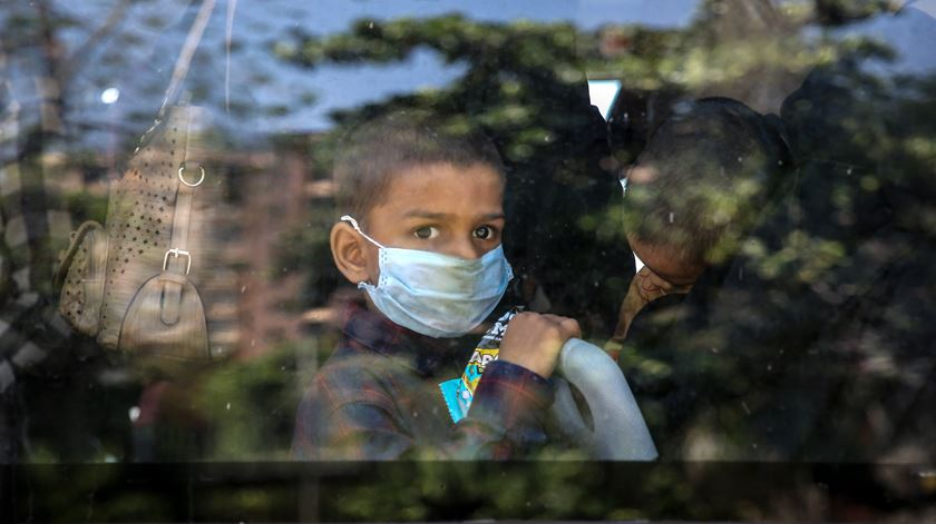 Covid-19: Linha de denúncia de violência contra crianças encaminhou 15% das chamadas para MP