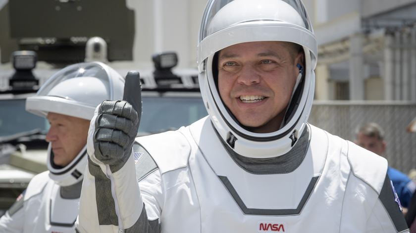 Cápsula da NASA está a caminho de casa e vai amarar no Golfo do México