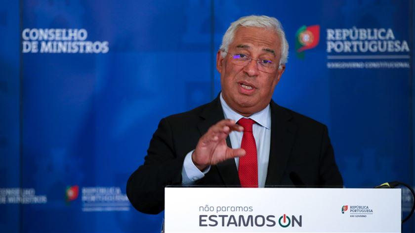 """""""Valeu a pena ser firme"""", diz António Costa sobre IVA da eletricidade"""