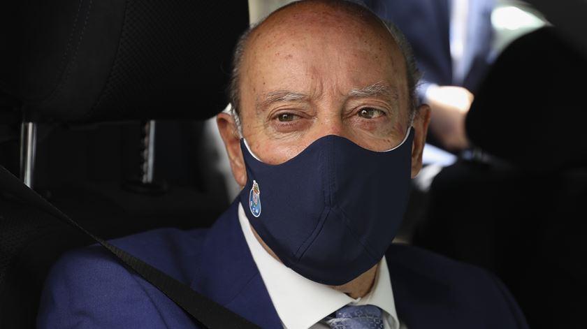 """Pinto da Costa diz que Bruno Lage """"foi destratado na sua própria casa"""""""