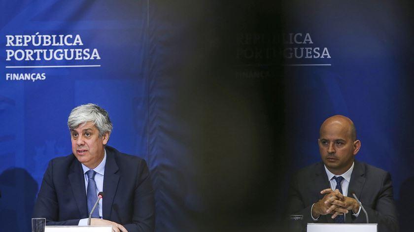 Novo Banco. Deputados aprovam audições urgentes de João Leão e Mário Centeno