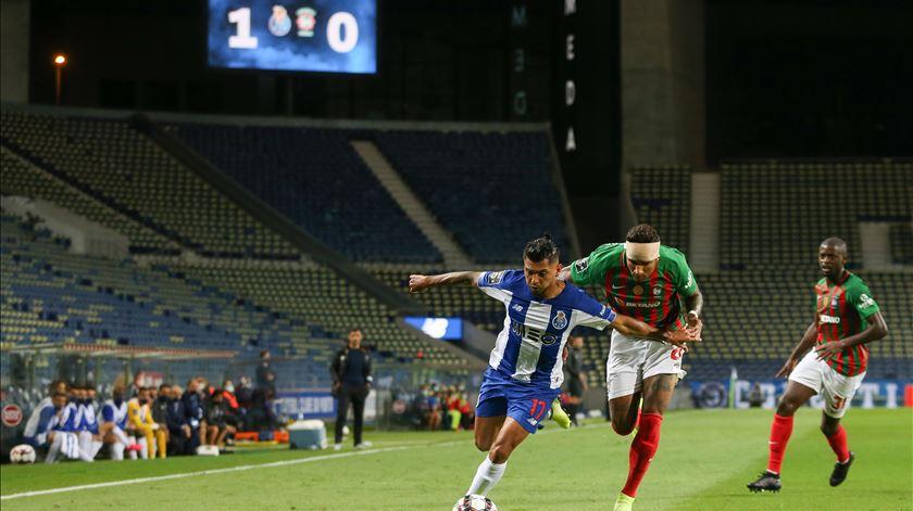 Central do Marítimo eleito o melhor defesa do mês da Liga