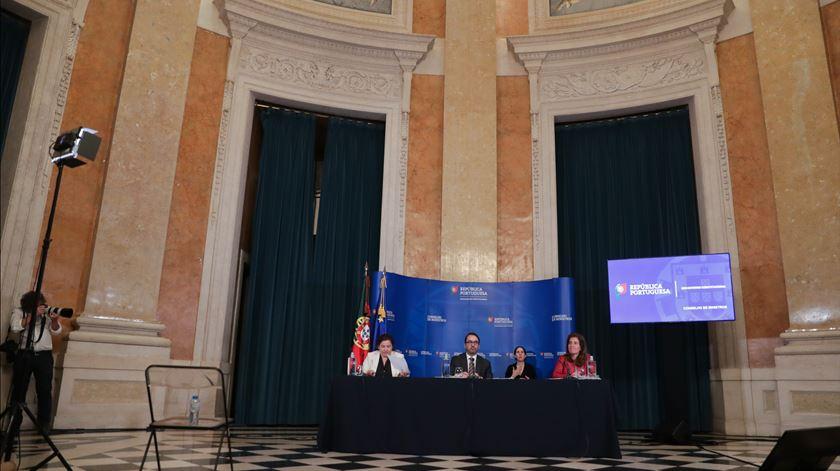 Covid-19: Governo aprova Banco de Fomento e aguarda decisão de Bruxelas