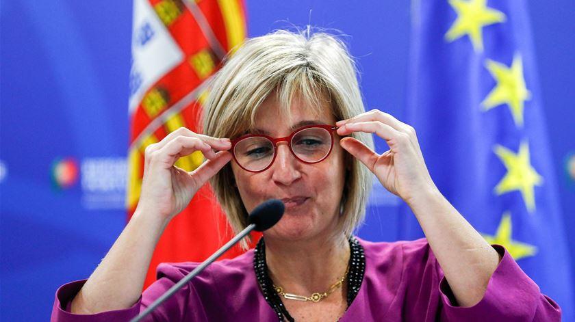 """""""Se o primeiro-ministro puxou as orelhas à ministra da Saúde, teria certamente razão"""", diz Marta Temido"""