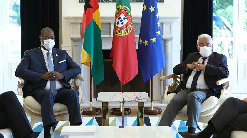 """Portugal quer """"reforçar cooperação"""" com Guiné-Bissau na saúde, educação e justiça"""