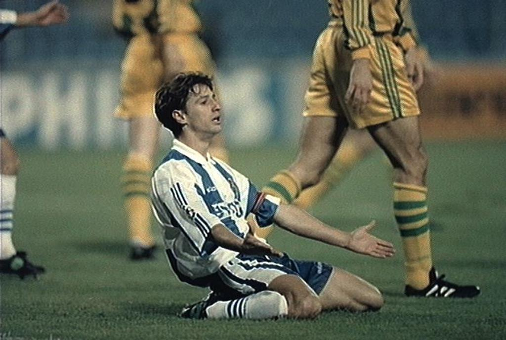 Domingos Paciência foi o último português a vencer o troféu de melhor marcador do campeonato Foto: Steve Morton/PA Images/Reuters