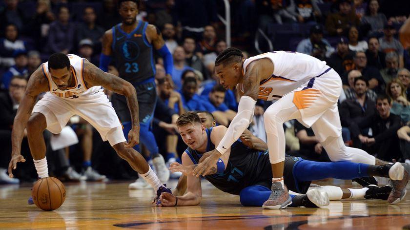 Fim do pesadelo dos Suns na NBA