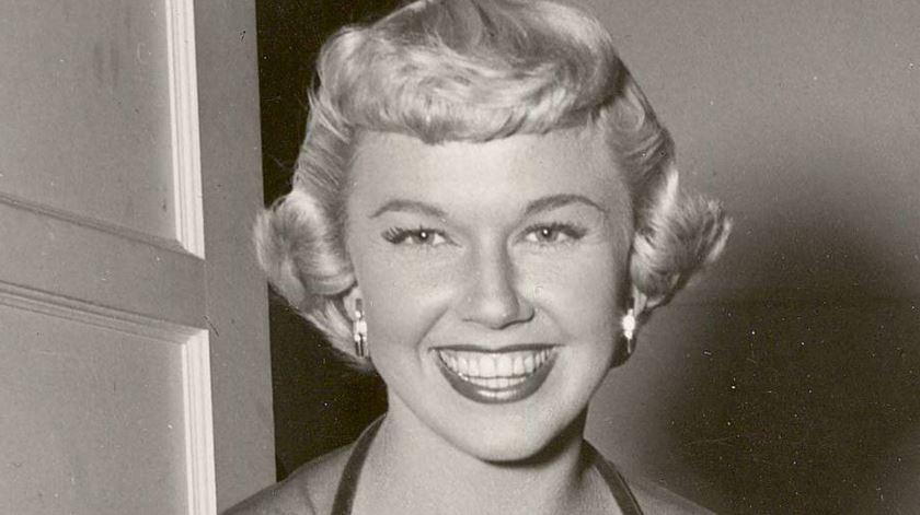 Morreu esta segunda-feira Doris Day. Foto: DR