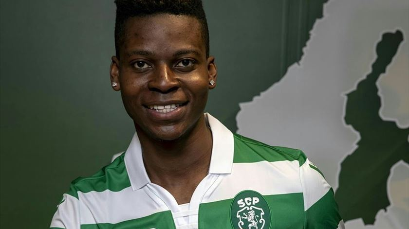 "Luís Loureiro: ""Doumbia é aposta certa para o futuro do Sporting"""