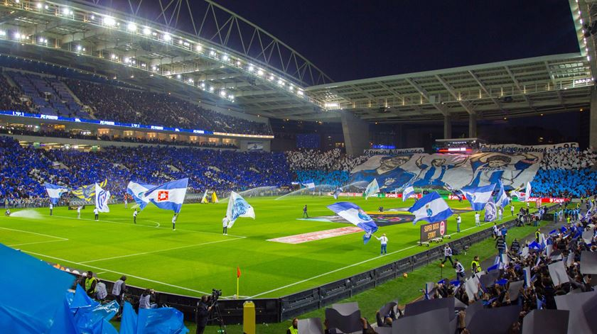 Estádio do Dragão recebe Newcastle no dia 28 de julho Foto: Twitter do clube