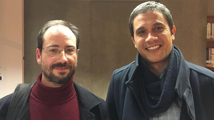 Obra Aberta - Miguel Castro Caldas e Sandro William Junqueira - 11/02/2018