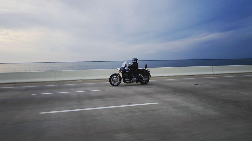 Motociclos envolvidos em acidentes rodoviários aumentaram 80% em janeiro