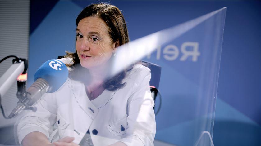 "Isabel Jonet: ""Voltou a haver barracas em Lisboa"""