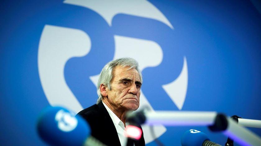 Jerónimo de Sousa desconfia das intenções do CDS no inquérito a Tancos