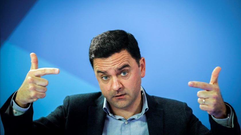 """Pedro Marques. """"Alternativa às taxas europeias é pedir mais impostos aos cidadãos"""""""