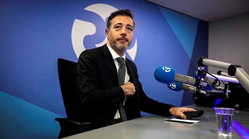 """Pedro Duarte. Votação por braço no ar no PSD """"seria morte política de Rui Rio"""""""