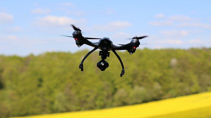 Em Nome da Lei - Os drones - 01/07/2017