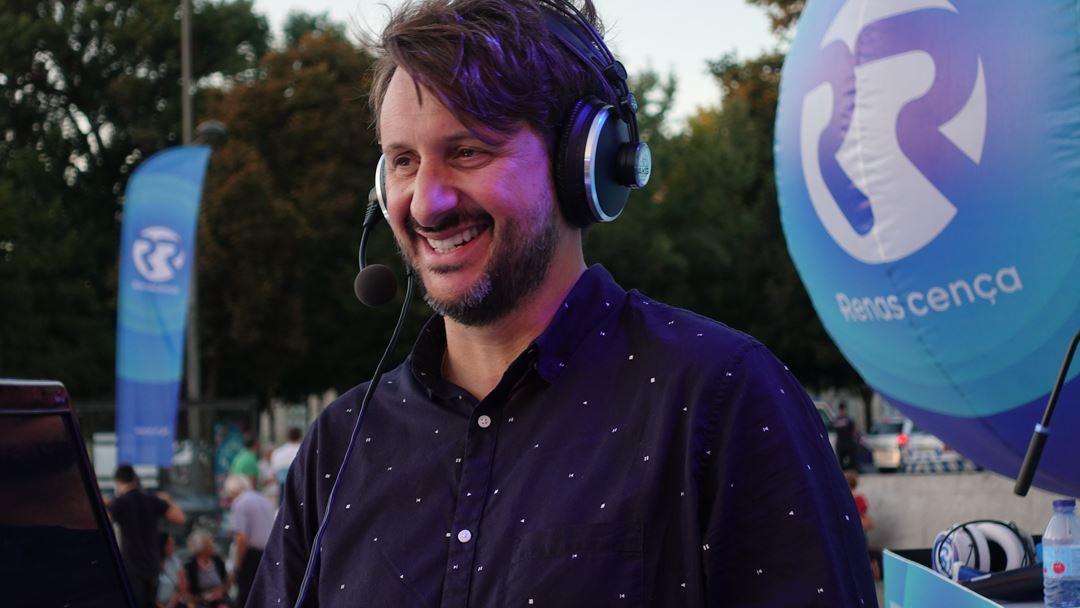 Maestro Rui Massena Porto Foto: Ricardo Fortunato