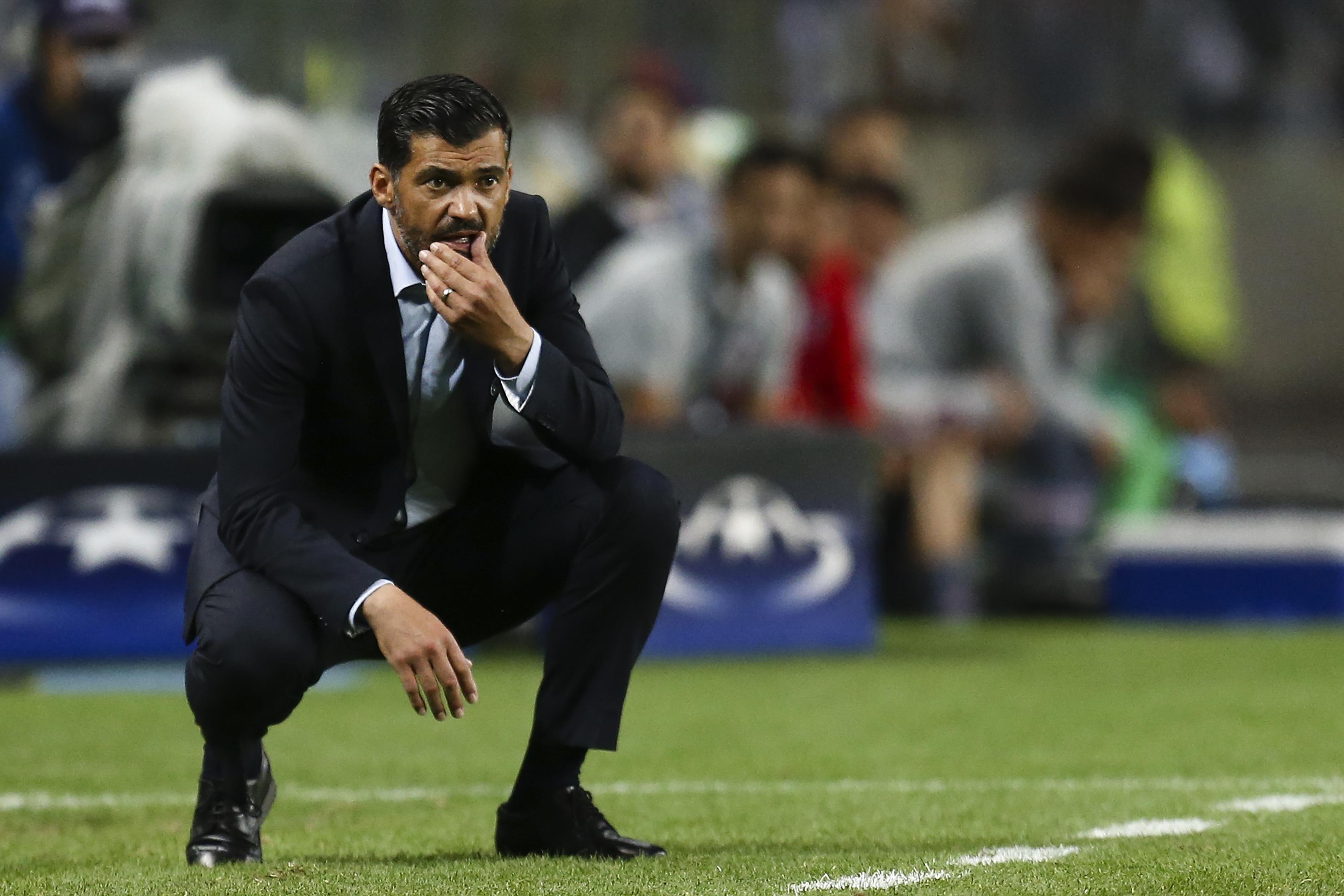 FC Porto entra com derrota caseira frente ao Besiktas