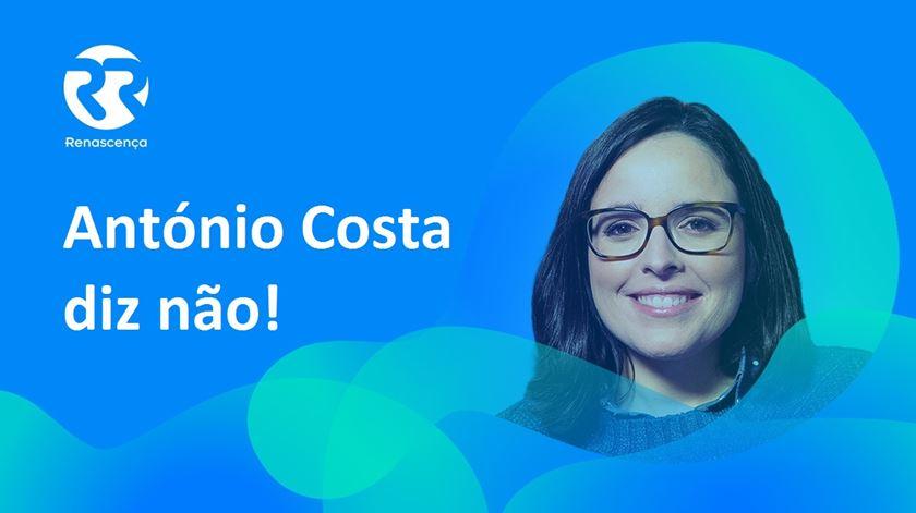 António Costa diz não - Extremamente Desagradável