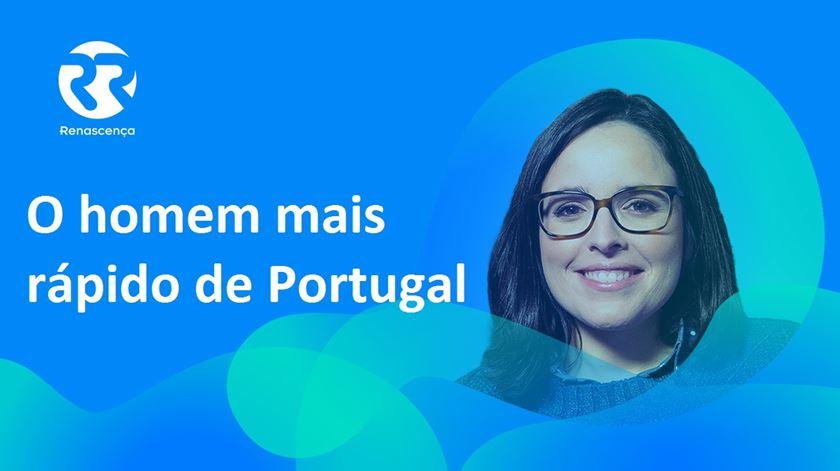 O homem mais rápido de Portugal - Extremamente Desagradável