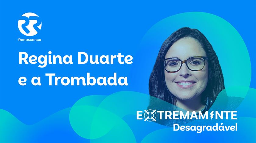 Regina Duarte e a trombada - Extremamente Desagradável