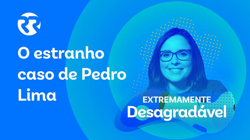 O estranho caso de Pedro Lima - Extremamente Desagradável